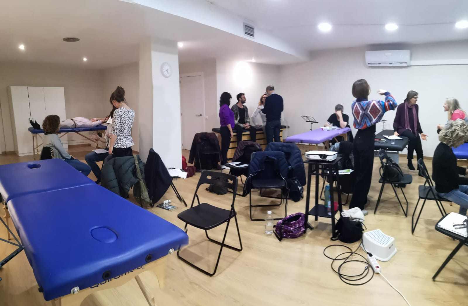 Curso kinesiologia intensivo barcelona